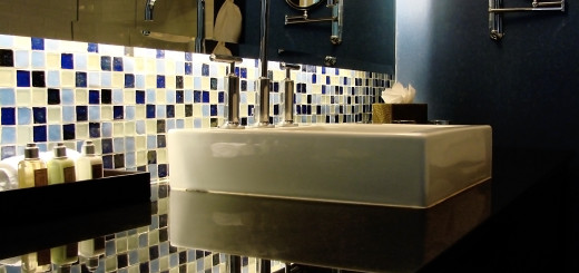 Kleines badezimmer gro er komfort for Gestaltung eines badezimmers
