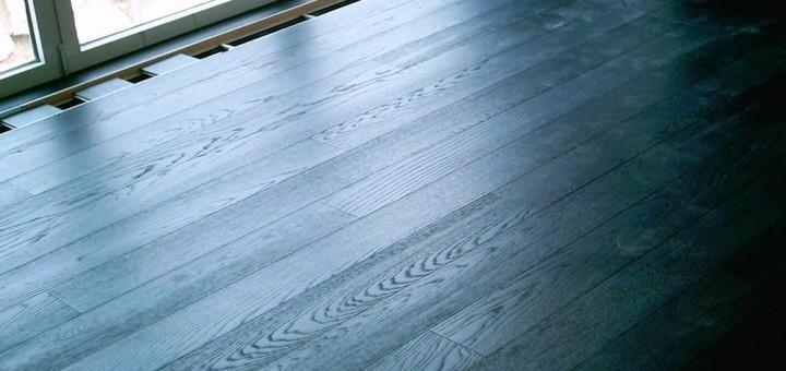 Parkettboden als Holzdielen