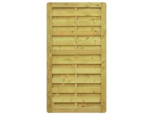 Gartentür aus Holz