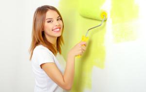 Stil-Farbe-Image des Wohnzimmers
