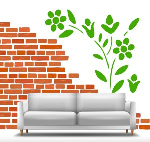 Wanddekorationen der Extraklasse fürs Wohnzimmer