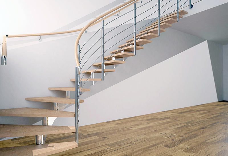 innentreppen unterschiedliche konstruktionen im berblick. Black Bedroom Furniture Sets. Home Design Ideas