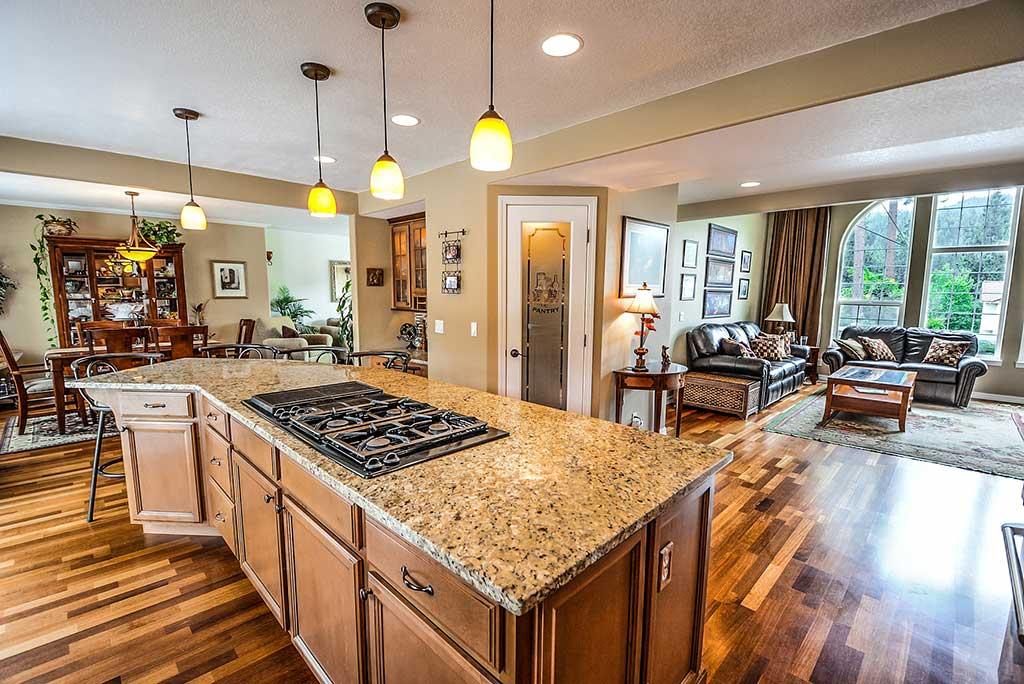 Offene Kuche Mit Wohnzimmer Merkmale Vor Und Nachteile