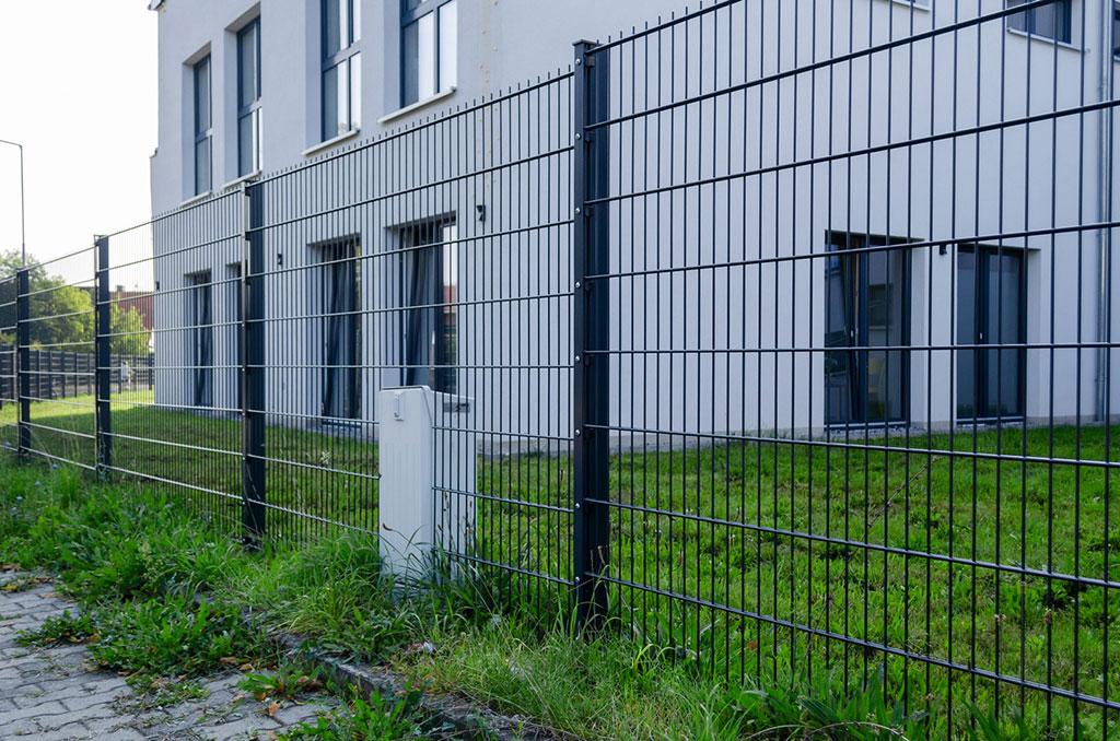 Fa. Janmet – Fachfirma für Doppelstabmatten aus Polen
