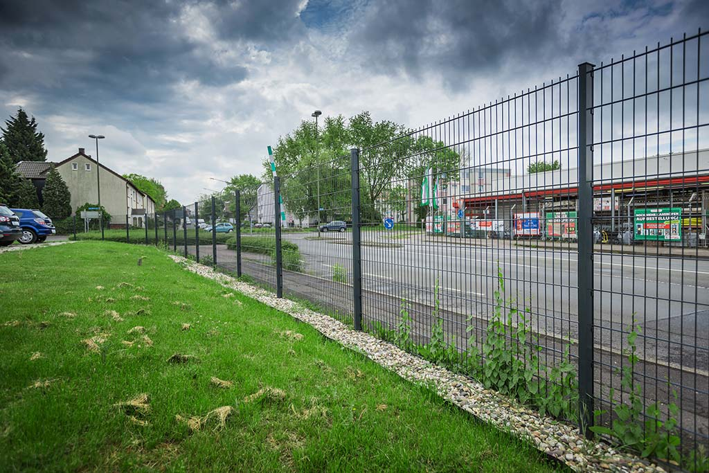 Stabile, qualitative Doppelstabmatten aus Polen