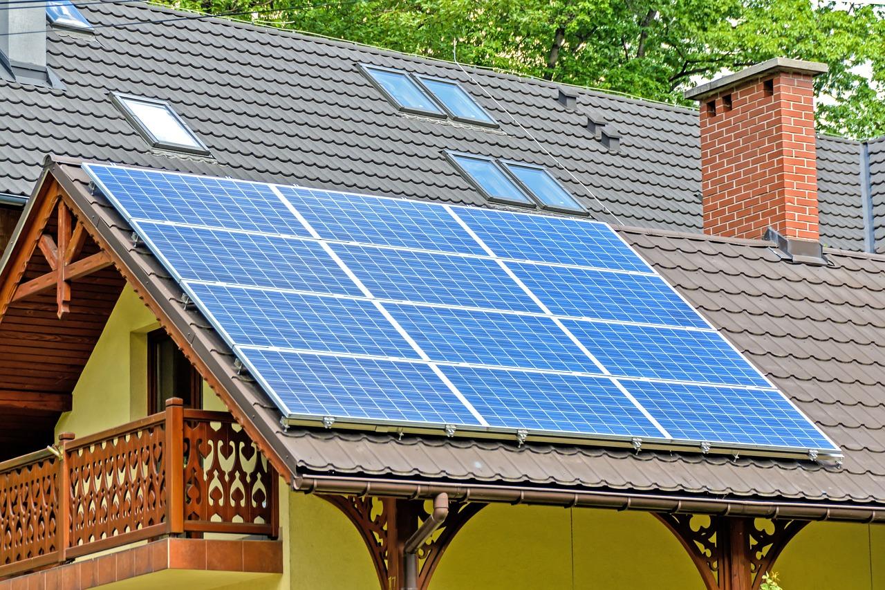 Worauf beruht die Solarenergie und was ist die Photovoltaik?